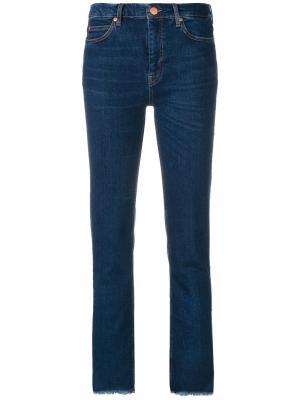 Джинсы Daily Mih Jeans. Цвет: синий