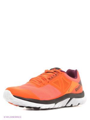 Кроссовки Reebok Zstrike Run. Цвет: оранжевый