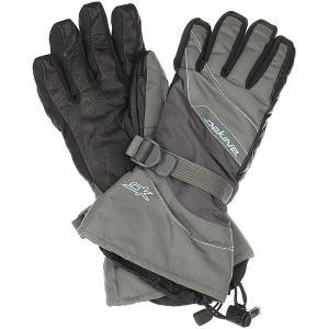 Перчатки женские  Impala Glove Charcoal Dakine. Цвет: серый