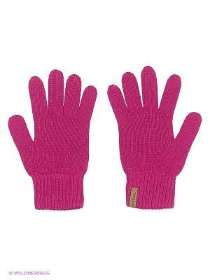 Перчатки NORTON. Цвет: розовый