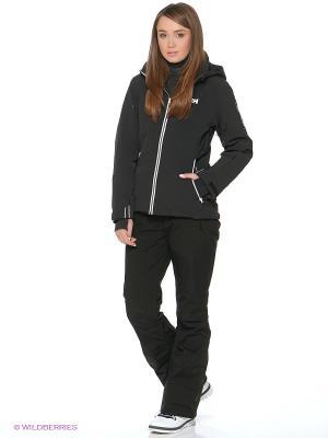 Куртка Helly Hansen. Цвет: черный