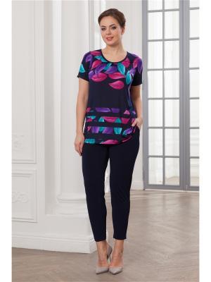 Комплект одежды CLEO. Цвет: фиолетовый, малиновый