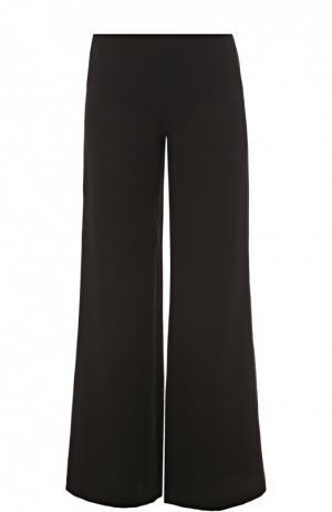 Расклешенные широкие брюки Theory. Цвет: черный