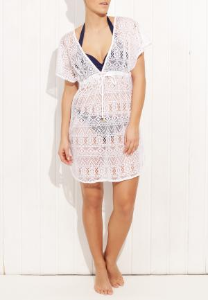 - Malibu Пляжное платье Белый Nada