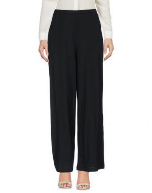 Повседневные брюки ALMERIA. Цвет: черный