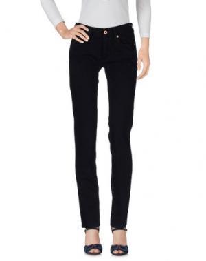 Джинсовые брюки YMC YOU MUST CREATE. Цвет: темно-синий