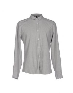 Pубашка 26.7 TWENTYSIXSEVEN. Цвет: светло-серый