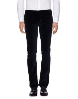 Повседневные брюки COSTUME NATIONAL HOMME. Цвет: темно-синий