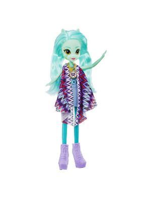 Кукла летний лагерь Hasbro. Цвет: бирюзовый