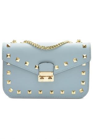 Bag ANNA LUCHINI. Цвет: light blue