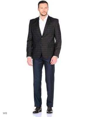 Пиджак BAZIONI. Цвет: коричневый