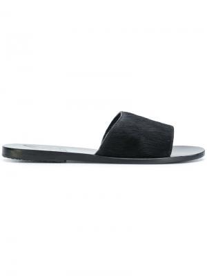 Сандалии Taygete Ancient Greek Sandals. Цвет: чёрный