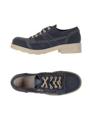 Обувь на шнурках O.X.S.. Цвет: темно-синий
