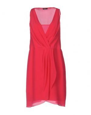 Короткое платье HANITA. Цвет: фуксия