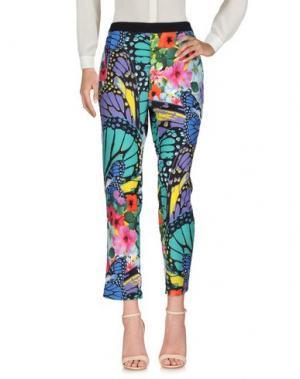 Повседневные брюки HALE BOB. Цвет: изумрудно-зеленый
