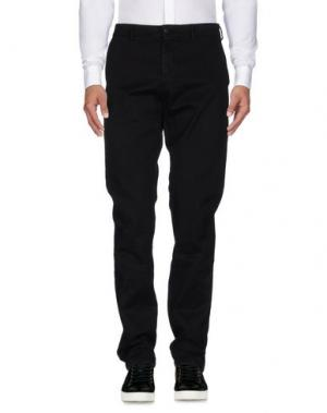 Повседневные брюки OFF WHITE c/o VIRGIL ABLOH. Цвет: черный