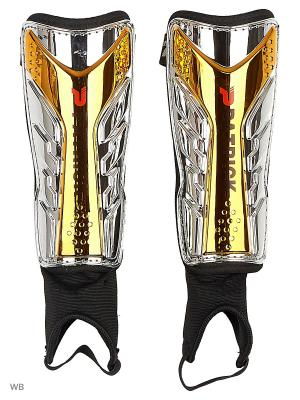 Щитки SHINGUARD WITH FOOT Patrick. Цвет: серебристый