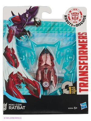 Трансформеры Hasbro. Цвет: голубой, красный