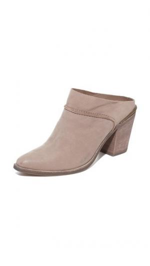 Туфли без задников Wes Dolce Vita. Цвет: серый
