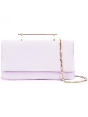 Alexia crossbody bag M2malletier. Цвет: розовый и фиолетовый