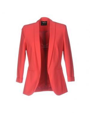 Пиджак FLY GIRL. Цвет: коралловый
