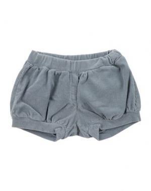 Повседневные шорты LE PETIT COCO. Цвет: серый