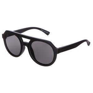 Очки  Psychwig Black Satin/Grey Von Zipper. Цвет: черный