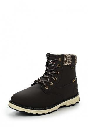 Ботинки Strobbs. Цвет: коричневый