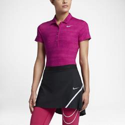 Женская рубашка-поло для гольфа  Precision Nike. Цвет: пурпурный