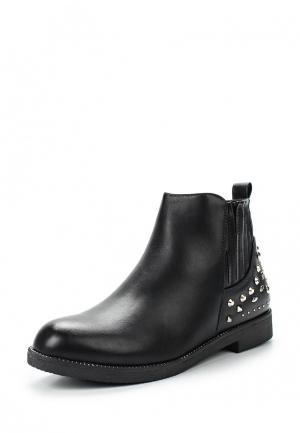 Ботинки Wellspring. Цвет: черный