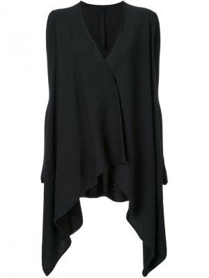 Пальто-кардиган Blanket Forme Dexpression D'expression. Цвет: серый