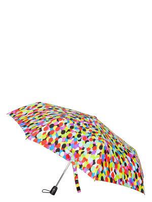 Зонт Labbra. Цвет: желтый, голубой, красный, фиолетовый, черный