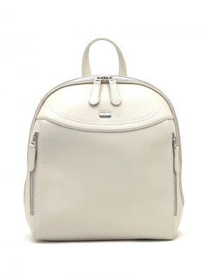 Рюкзак Solo true bags. Цвет: бежевый