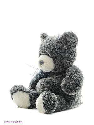 Игрушка мягкая (Luca Bear, 33 см). Gund. Цвет: серый