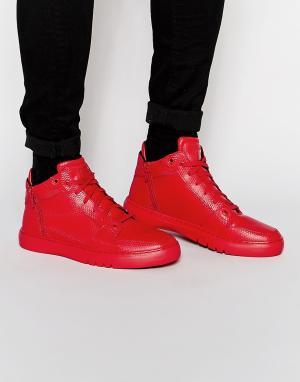 Creative Recreation Средние кроссовки Adonis. Цвет: красный