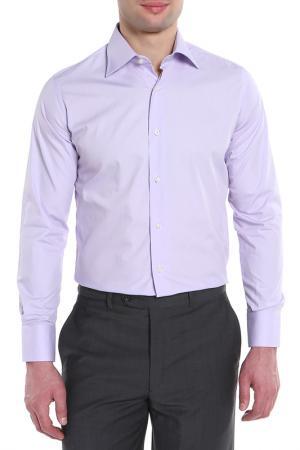 Рубашка POUL RICHARD. Цвет: сиреневый