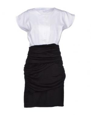 Короткое платье SURFACE TO AIR. Цвет: белый