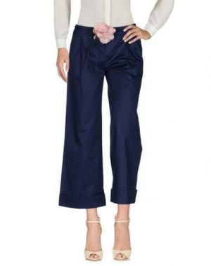 Повседневные брюки SUERTE. Цвет: синий