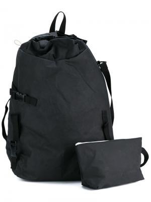 Рюкзак Kaos Macromauro. Цвет: чёрный
