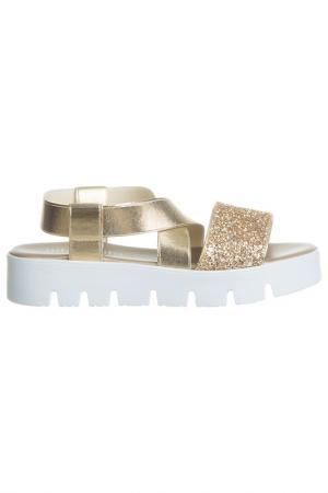 Sandals NILA. Цвет: gold