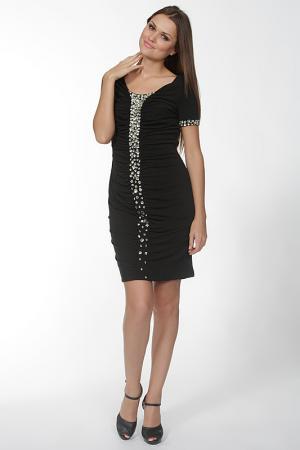 Платье Aeelis. Цвет: черный