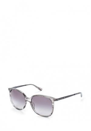Очки солнцезащитные Juicy Couture. Цвет: серый