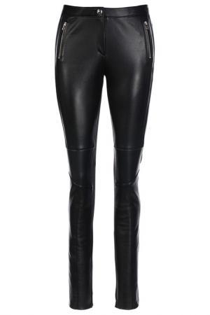Кожаные брюки Madeleine. Цвет: schwarz