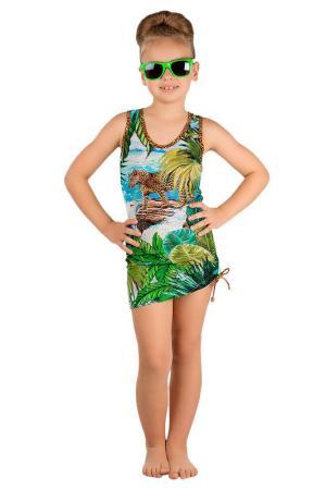 Пляжное платье Arina Festivita by Lora Grig. Цвет: мультицвет