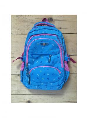 Рюкзак спортивный, цвет голубой ВW18218, Blue Wings Gaoba. Цвет: голубой