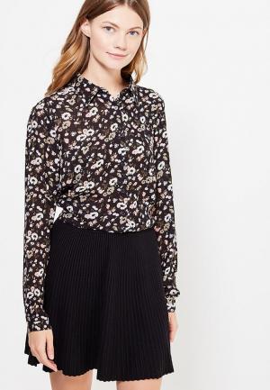 Блуза Compania Fantastica. Цвет: черный