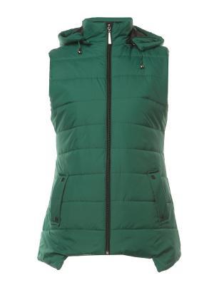 Жилет H&H.. Цвет: зеленый