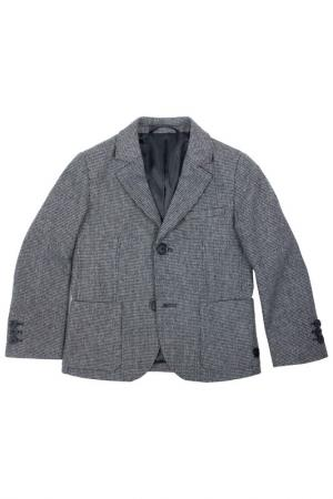 Пиджак Gulliver. Цвет: серый