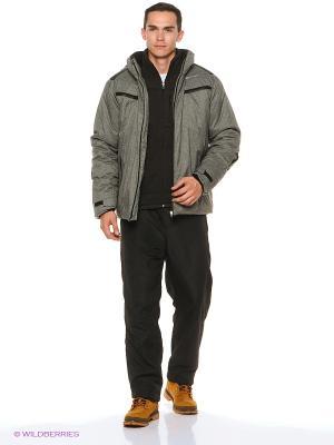 Куртка Stayer. Цвет: белый, черный, серый