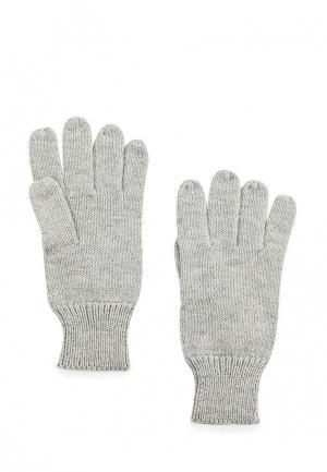 Перчатки Diva. Цвет: серый